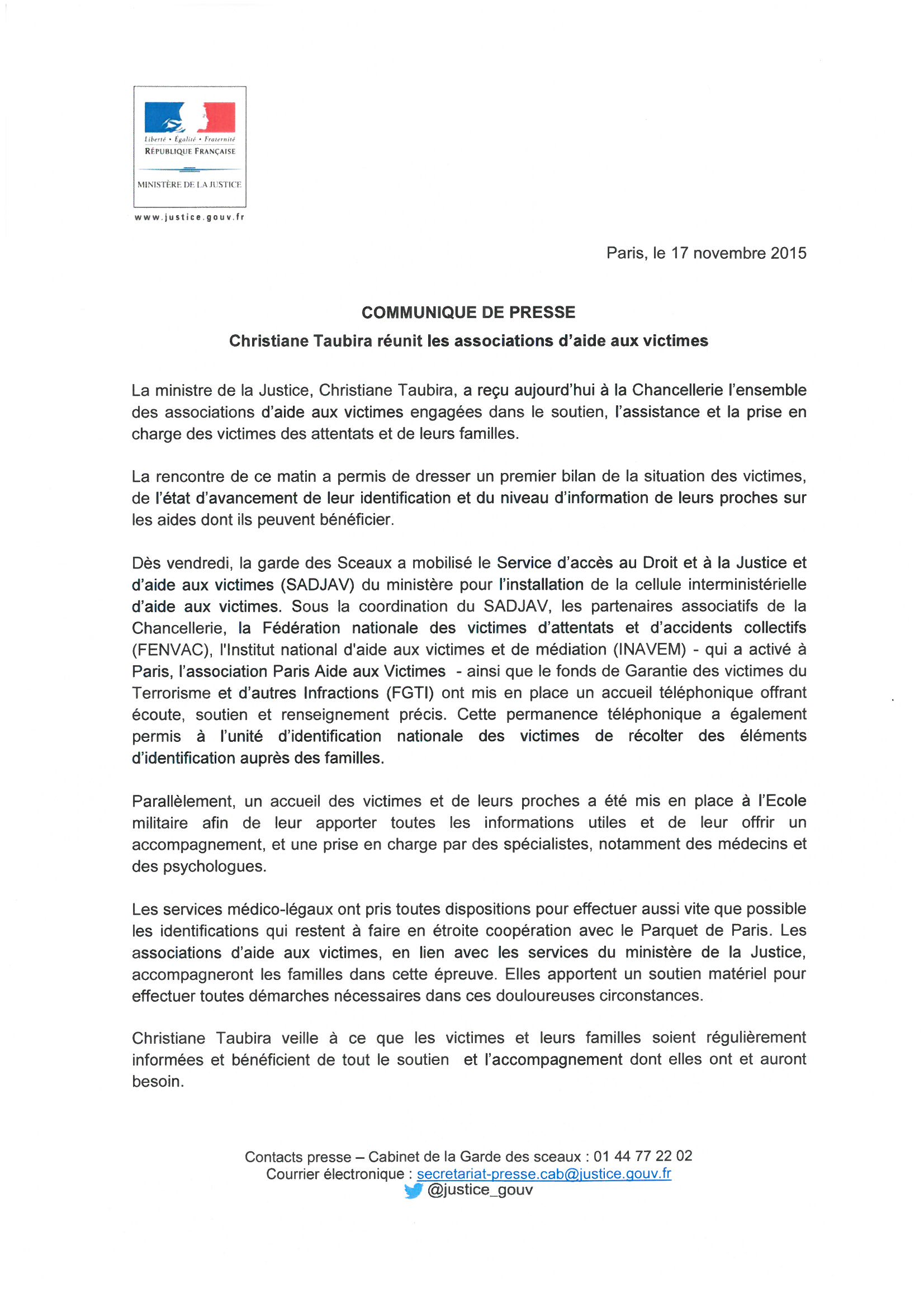 Cabinet taubira - Rapport de stage cabinet medical ...